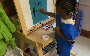 Creative Expression & The Arts